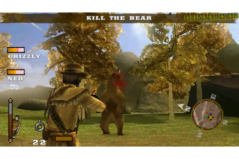 GUN: Showdown - PSP - #01. The Hunt - YouTube