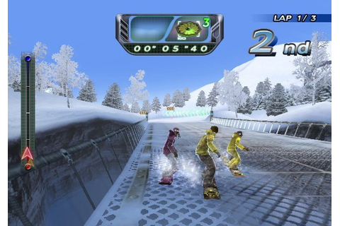 Snowboard Riot Review (WiiWare) | Nintendo Life