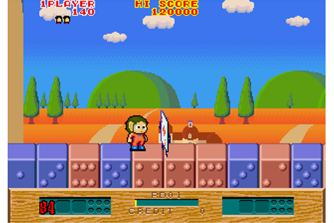 Alex Kidd: The Lost Stars - Videogame by Sega