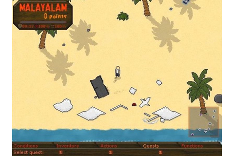 Malayalam - Island of Mysteries - Freegamearchive.com