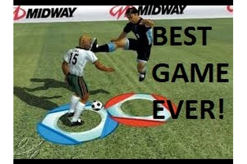 BEST SOCCER GAME EVER Redcard 2003 - YouTube