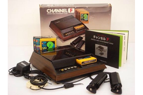 Fairchild Channel F | Video Games Amino