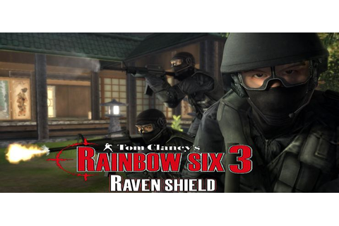 Tom Clancy's Rainbow Six 3: Raven Shield - Free Download ...