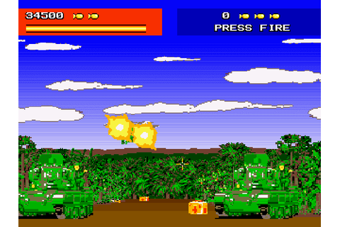 Download Line of Fire - My Abandonware