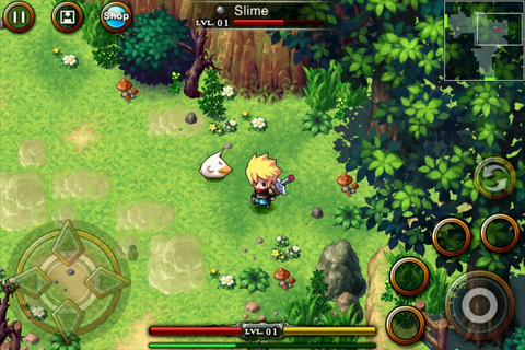 Zenonia 4: Return of the Legend | Articles | Pocket Gamer
