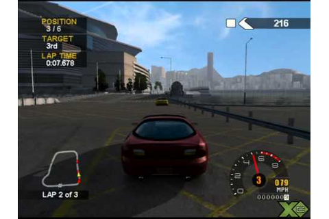 Project Gotham Racing 2 | Hong Kong - YouTube