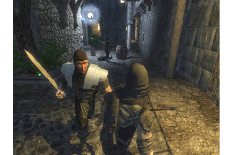 The Vorpal Chainsword: Thief - The Dark Mod