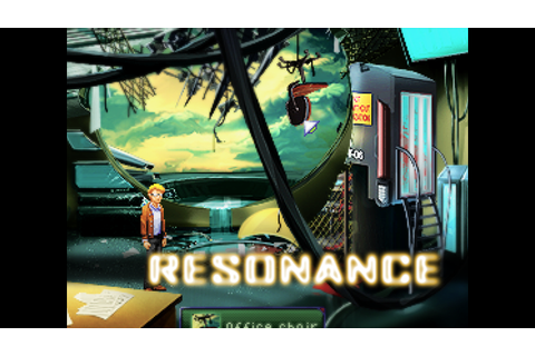 Resonance: Retro-Styled Adventure Game - contest entry ...