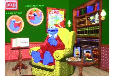Sesame Street: Elmo Through The Looking Glass Download ...