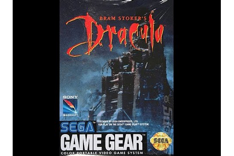 Bram Stoker's Dracula (Sega Game Gear) - YouTube