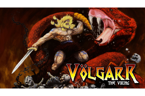 Volgarr the Viking by Crazy Viking Studios —Kickstarter