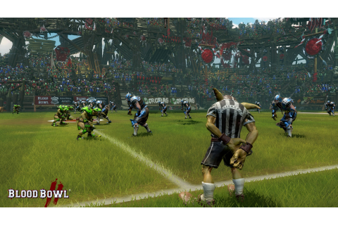 Blood Bowl 2 dévoile ses stades en images... - Game Side Story