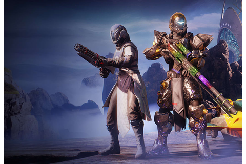 'Destiny 2' is now free-to-play, including its year-one ...