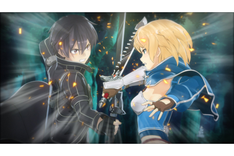 Review: Sword Art Online Re: Hollow Fragment – An Improved ...