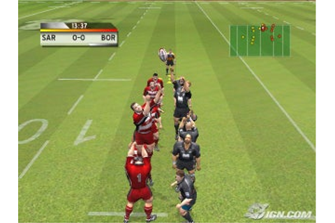 Rugby Challenge 2006 - PlayStation 2 - IGN