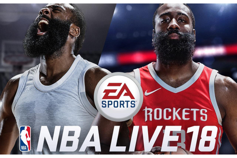 NBA Live 18 Demo Coming Tomorrow, Houston's James Harden ...