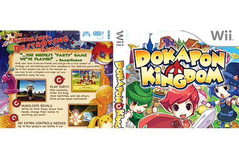 Dokapon Kingdom (Wii) – GameCola