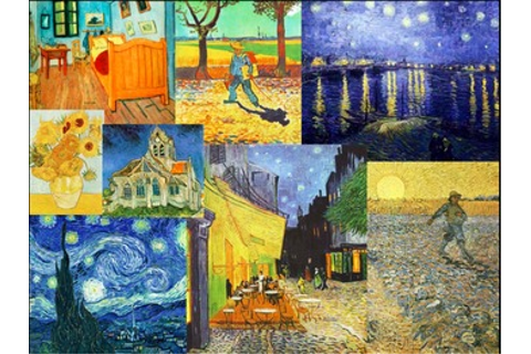 Hollywood Squares Game - Impressionism - Post ...
