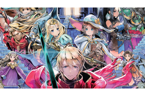 Radiant Historia: Perfect Chronology (3DS) Review: Future ...