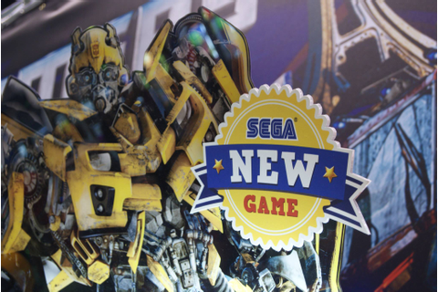 Transformers: Human Alliance Arcade Game At IAAPA 2013 ...