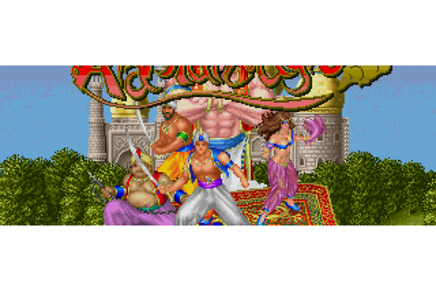Arabian Magic ( Mame) - Download Game PS1 PSP Roms Isos ...