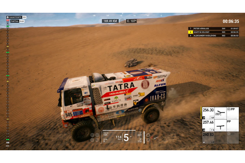 Dakar 18 PC Game - Stage 2 - Pisto - Tatra Phoenix - YouTube