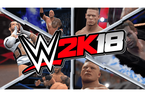Will WWE 2K18 Be The Greatest Wrestling Game Ever ...