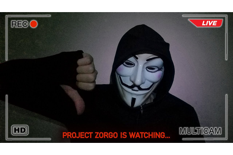 Channel Hacked By Game Master!! PROJECT ZORGO IS WATCHING ...
