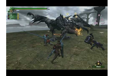 MONSTER HUNTER FRONTIER ONLINE - YouTube
