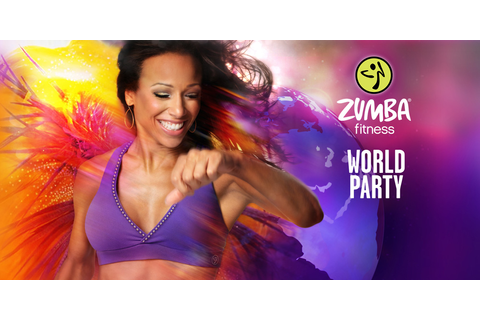 Zumba Fitness: World Party | Wii U | Jeux | Nintendo