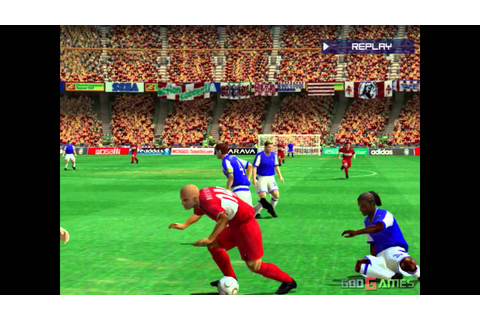 Virtua Pro Football - Gameplay PS2 HD 720P - YouTube