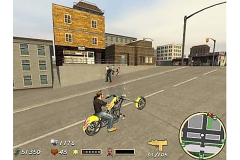 OUTLAW CHOPPER Harley Motorcycle Racing PC Game NEW BOX ...
