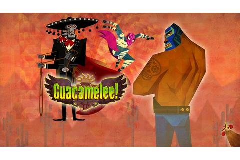Guacamelee! Review « GamingBolt.com: Video Game News ...