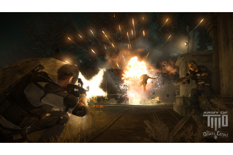 Army of Two : Le Cartel du Diable se montre en images ...