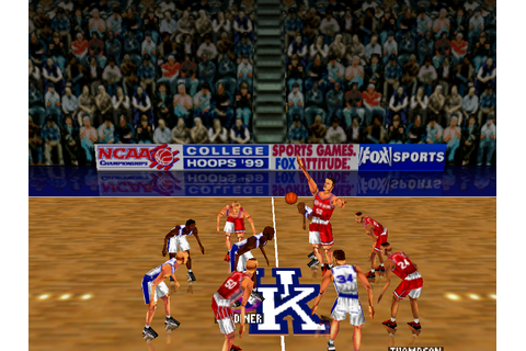 Fox Sports College Hoops '99 Screenshots | GameFabrique