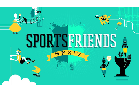 Sports Friends - Super Pole Riders - YouTube