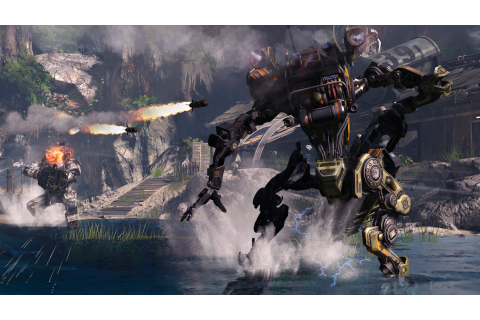 Titanfall 2 Development Team Almost 30% Larger Than the ...