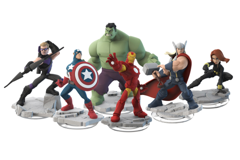 Disney Infinity: Marvel Super Heroes is 'not just an ...