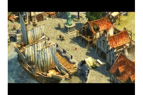 Anno 1404 Dawn of Discovery Gameplay (PC HD) - YouTube