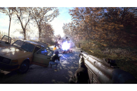 Generation Zero welds together Left 4 Dead, DayZ, and The ...