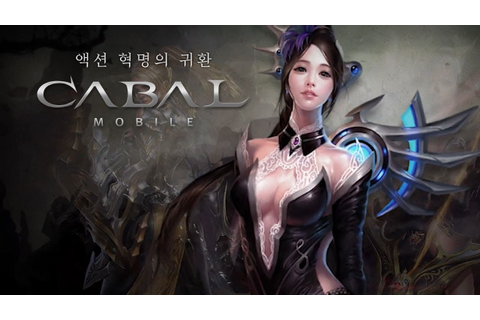 Cabal Mobile (KR) - Closed Beta game trailer - YouTube
