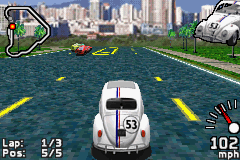 Herbie: Fully Loaded Download Game | GameFabrique