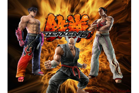 CONTACT :: Tekken 6 full game free pc, download, play ...