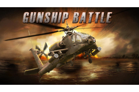 GUNSHIP BATTLE : Helicopter 3D - Android Apps on Google Play