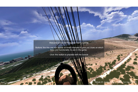 Download 3D Paraglider Full PC Game