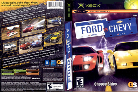 Ford xbox