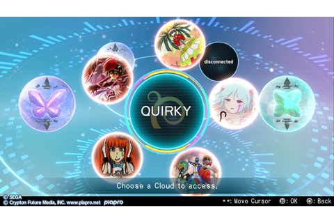 Hatsune Miku Project Diva X Clouds | 336GameReviews