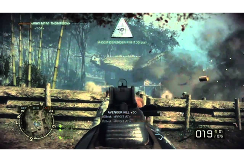 New Battlefield Bad Company 2 Vietnam Gameplay & Footage ...