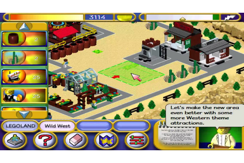 Image Gallery Legoland Game