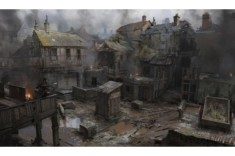 The Order 1886 Concept Design, Brandon Bien on ArtStation ...